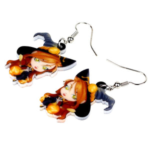 Little Witch Earrings
