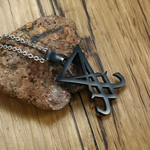 Lucifer Sigil Necklace