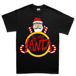 All Hail Santa T-Shirt (7 Colors)