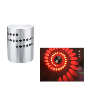 Spiral Wall Led Projection Lamp (8 Styles)
