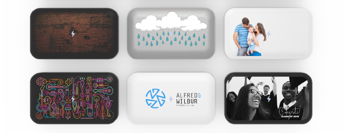 Customized PhoneSoaps