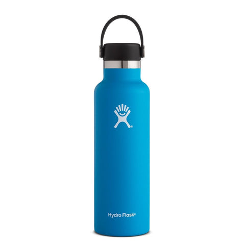 Blue Hydro Flask, image from hydroflask.com