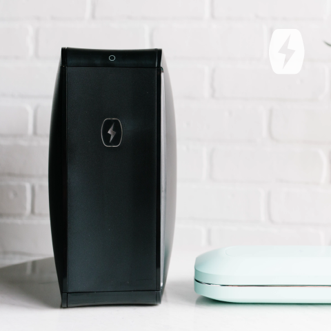 The HomeSoap and PhoneSoap can sanitize many devices