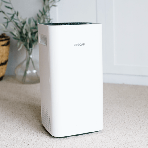 AirSoap Filterless Air Purifier
