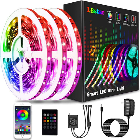 LED light strip, image from Amazon.com