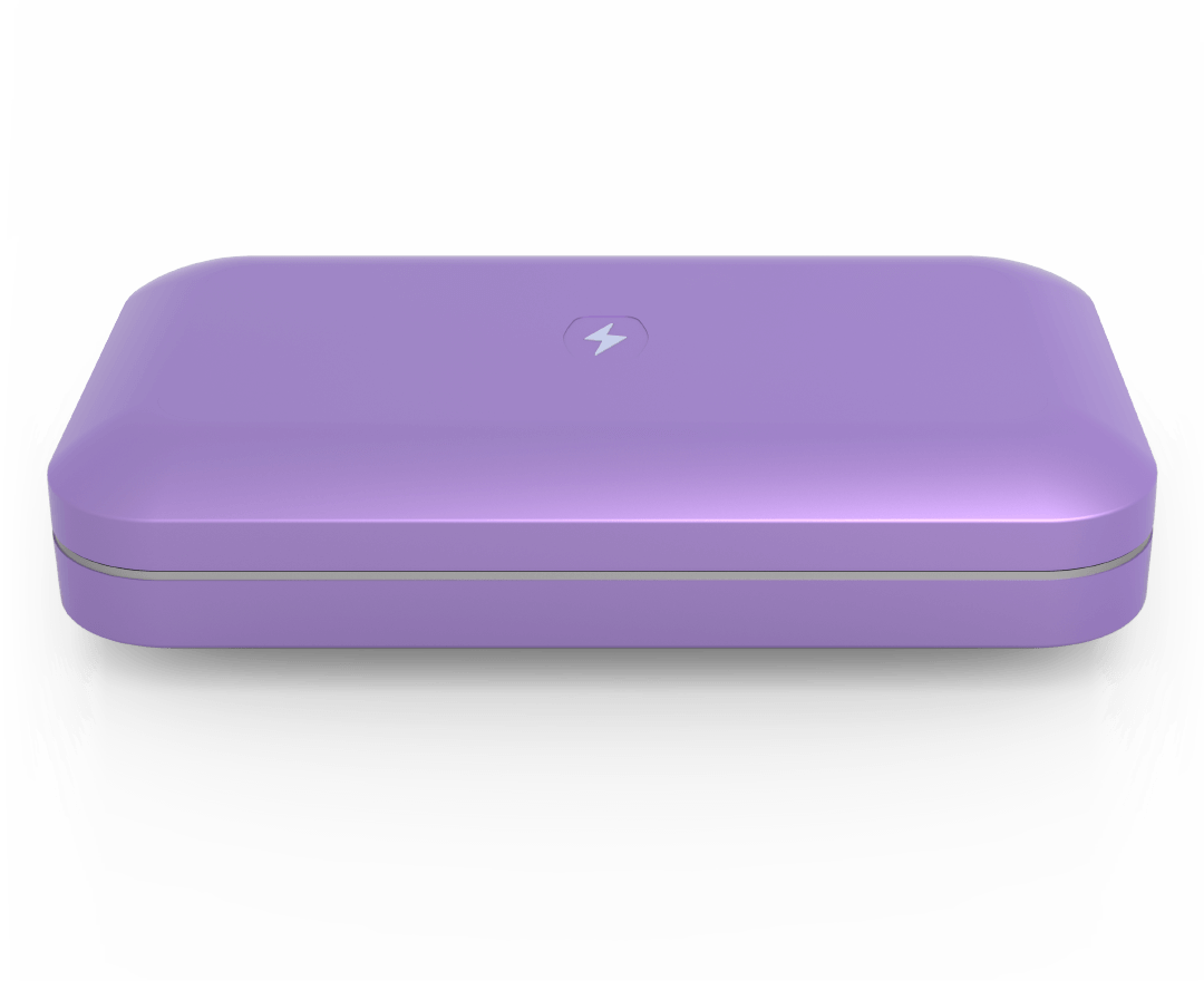 Phonesoap Custom Lilac