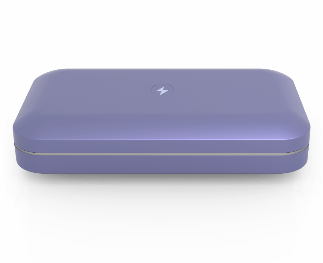 Phonesoap Custom Periwinkle