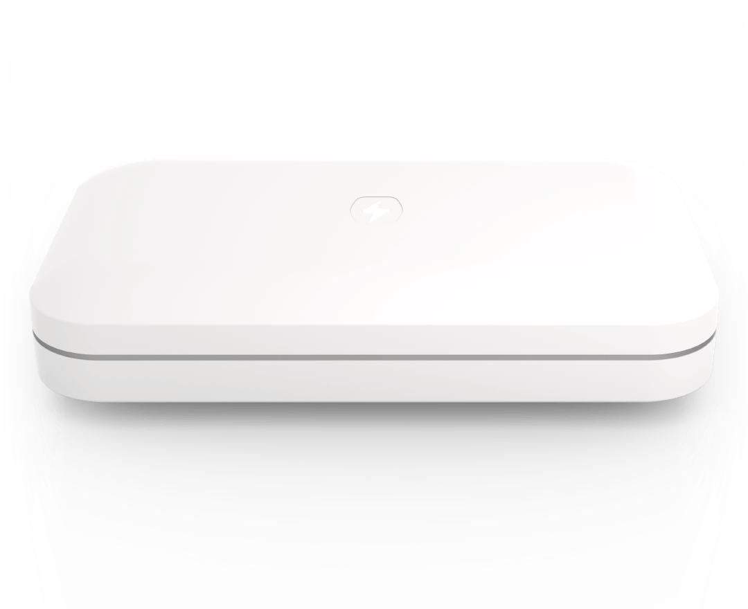 Phonesoap Wireless White
