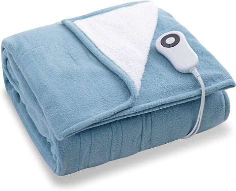 Heated blanket, image from Amazon.com