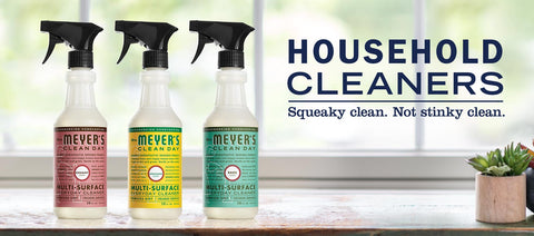 Household cleaners to use for back to school cleaning