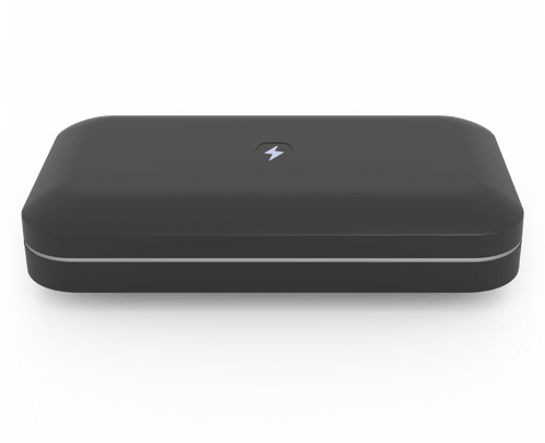 PhoneSoap 3 with Custom Design (Black)