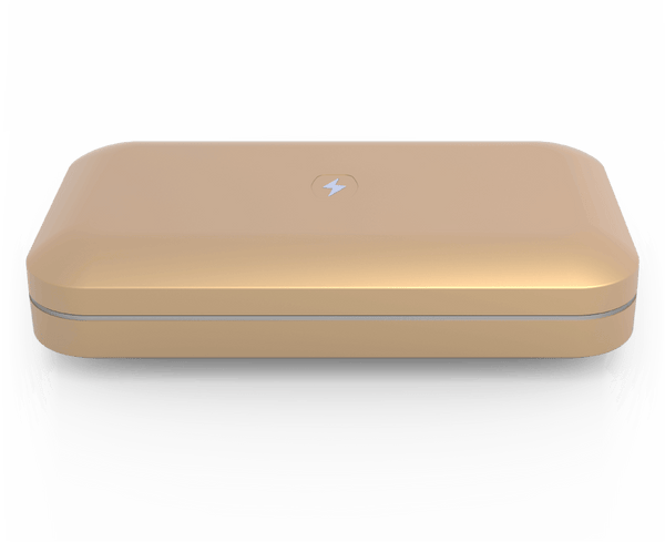 PhoneSoap 3 with Custom Design (Gold)
