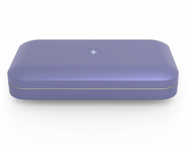 PhoneSoap 3 with Custom Design (Periwinkle)