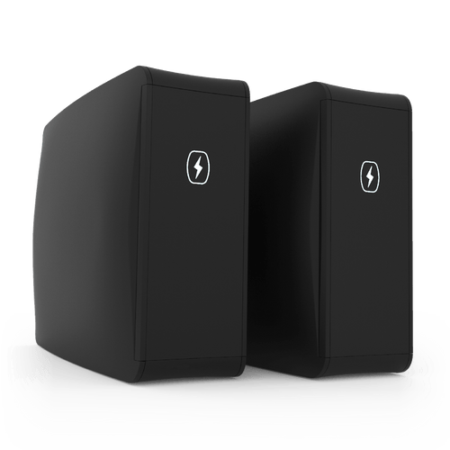 HomeSoap 2-Pack Black