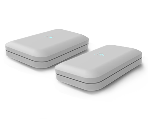 PhoneSoap Go 2-Pack White