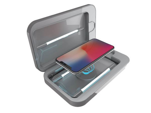 PhoneSoap Wireless with Custom Design