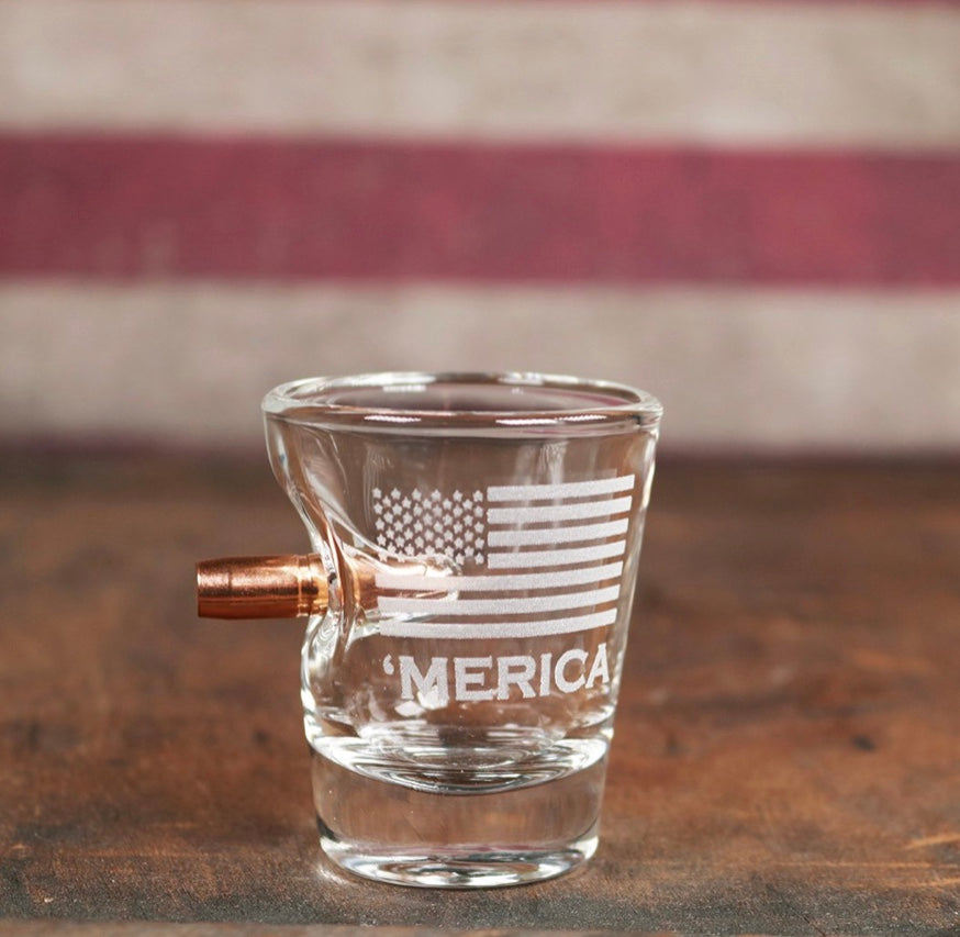 "'Merica  ""Bulletproof"" Glass"
