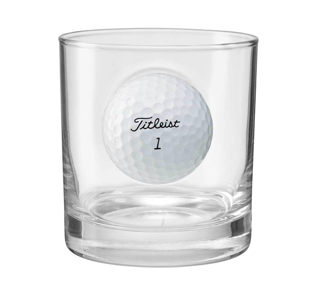 "Golf Ball  ""Bulletproof"" Glass"