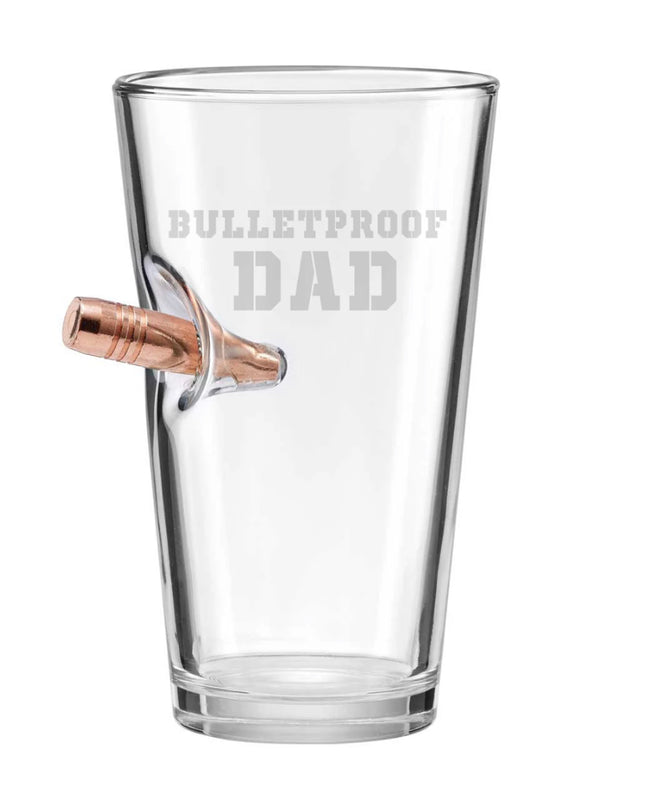 Bulletproof DAD Glass