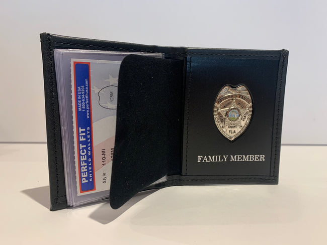 Perfect Fit Mini Badge ID holder and Wallet (MDPD)