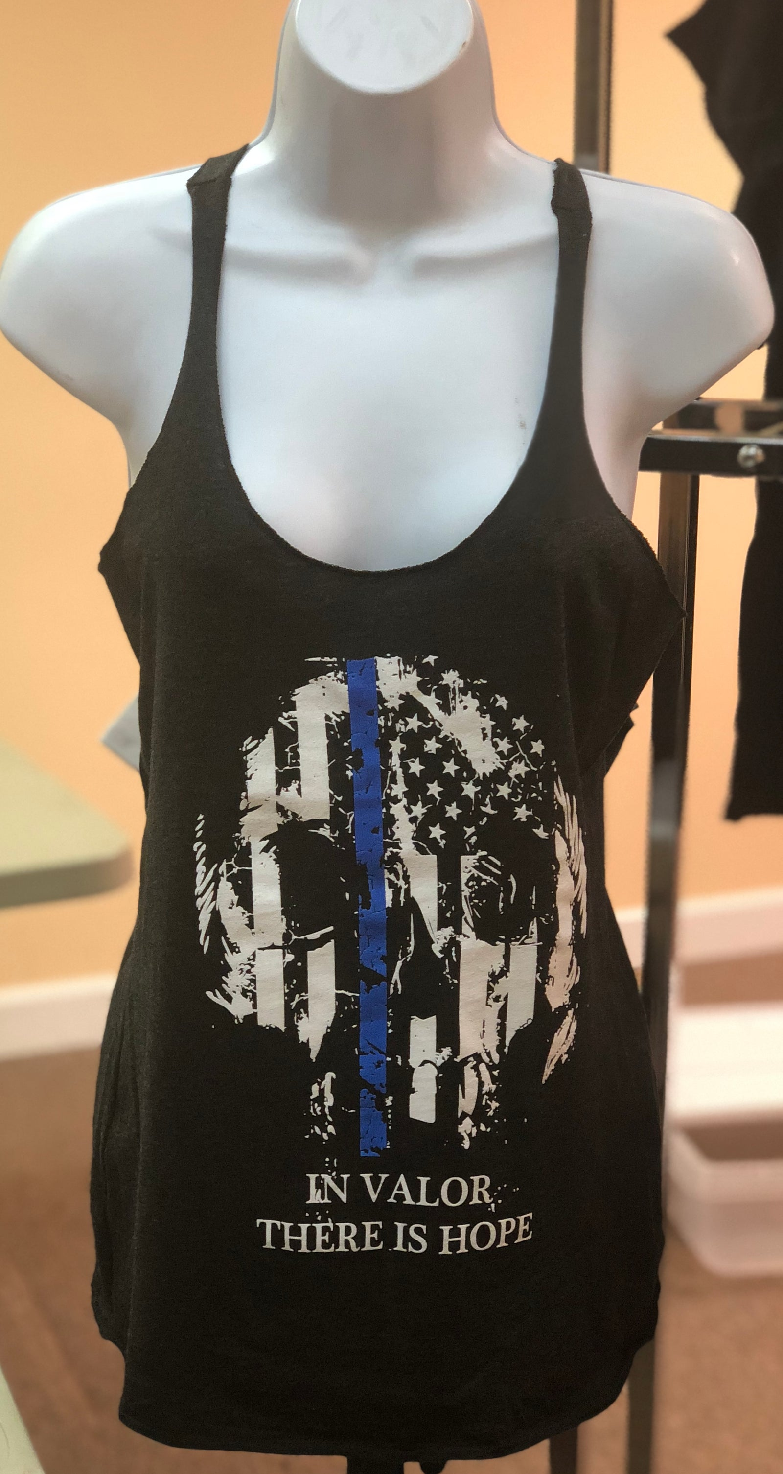 Womens VALOR Tank Top