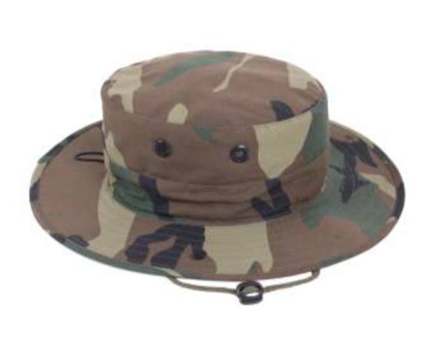 Adjustable Boonie Hat