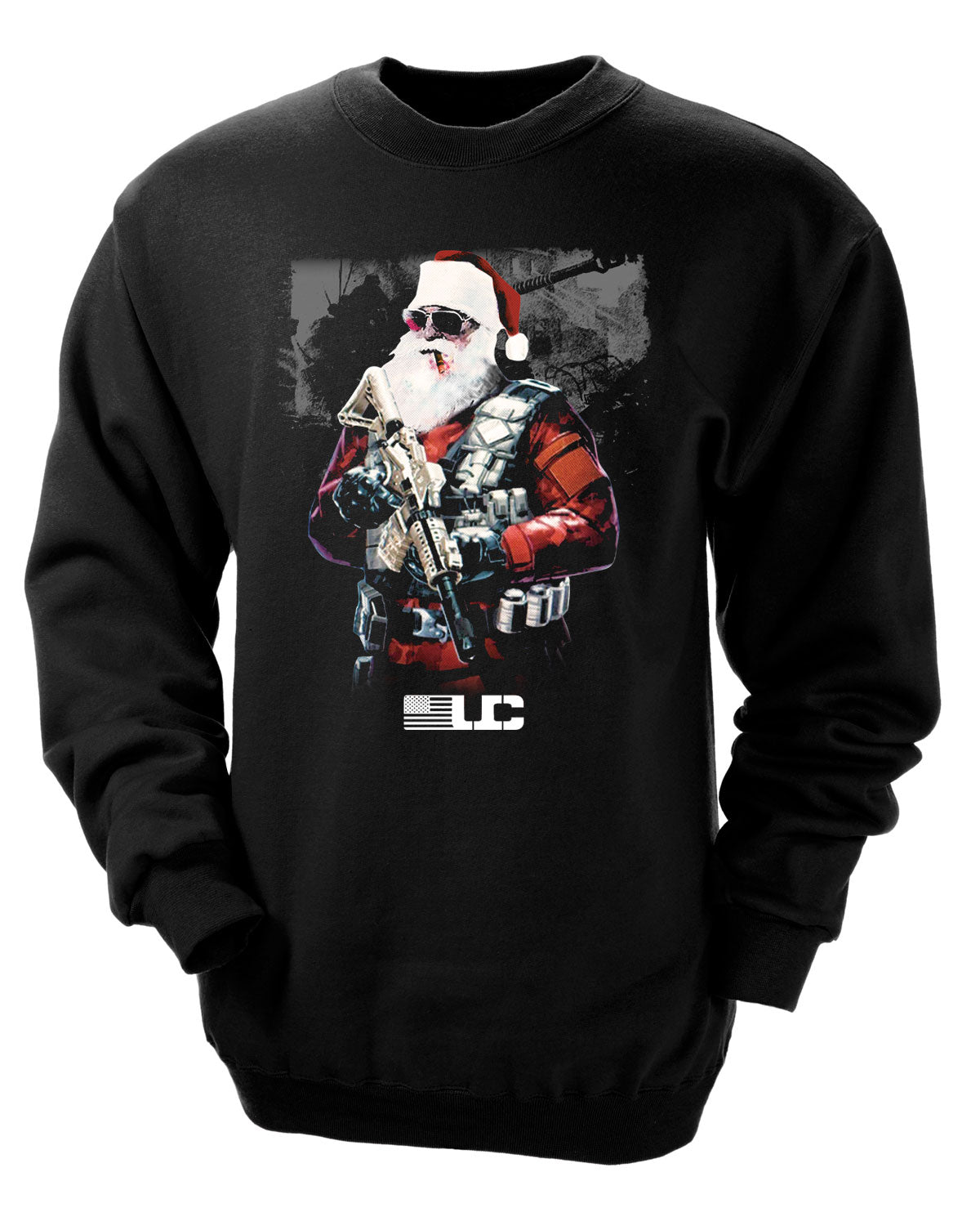 Christmas Long Sleeve sweater Unisex fit
