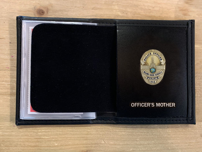Perfect Fit Mini Badge ID holder and Wallet (MDSPD)