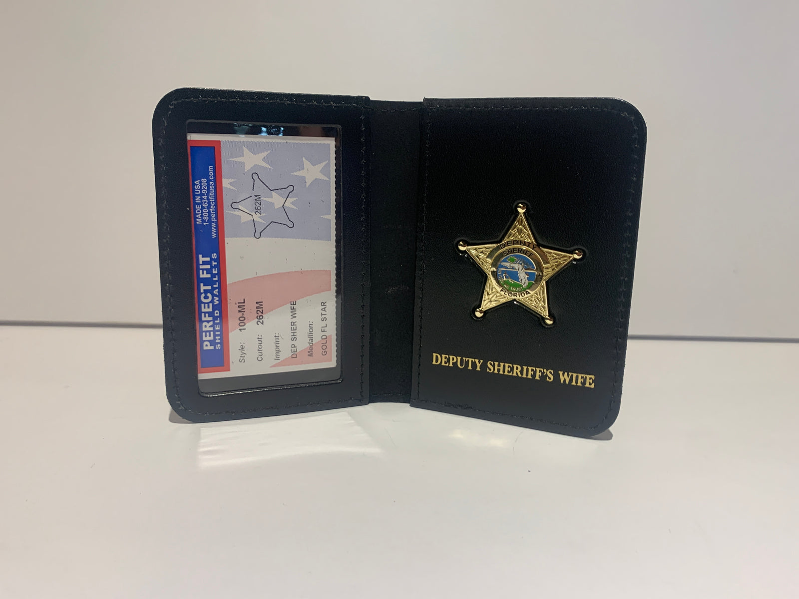 Perfect Fit Mini Badge ID holder and Wallet (BSO)