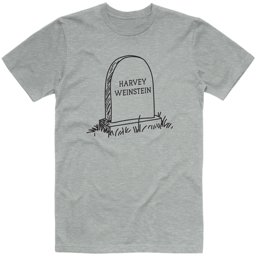 RIP Harvey Tee (Grey)