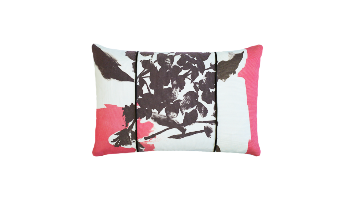 Paintbrush - Branch Throw Lumbar Pillow Cover