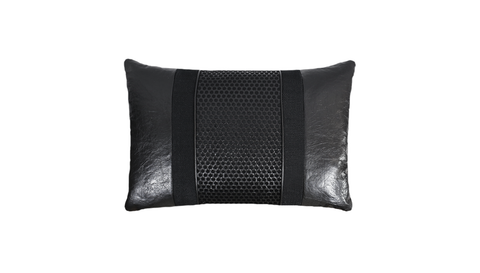 Noir No.5 Throw Lumbar Pillow Cover