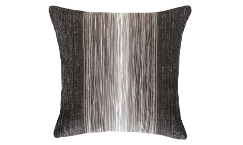 Dark Bark Throw Pillow Cover