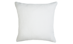 Paperwhites - Hydrangea Half Throw Pillow Cover