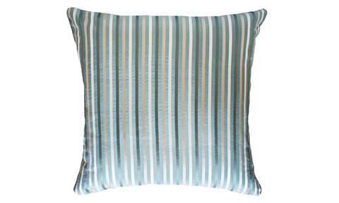 Ice Thin Stripe Throw Pillow Cover