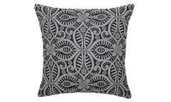 Noir Ignis Throw Handmade Pillow Cover