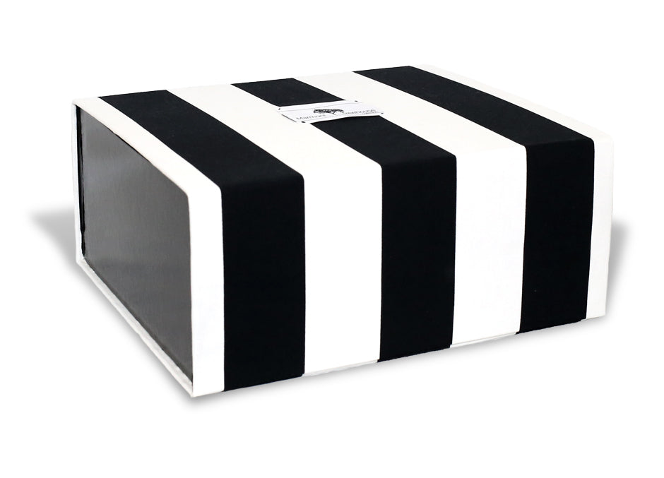 Order Add-On: MT Striped Gift Box