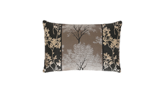 Ebony Tree Jasmine Throw Pillow Cover