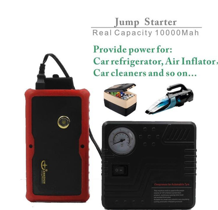 TF-988 Jump Starter and Power Bank