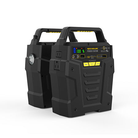 RS381 Portable Generator