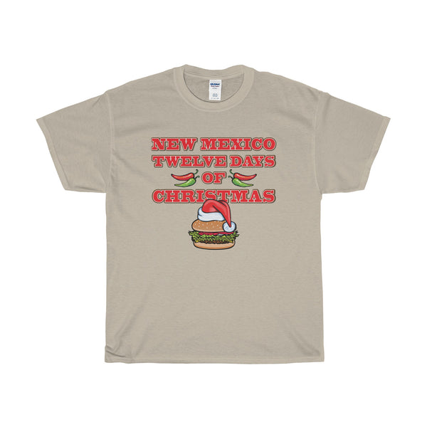 NM 12 Days of Christmas with GBBC (Adult Tee)