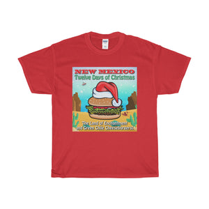 Album Cover - New Mexico Twelve Days of Christmas (Adult Tee)