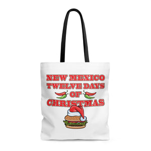 NM 12 Days of Christmas with GBBC (Tote Bag)