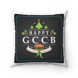 Happy GCCB (Pillow)