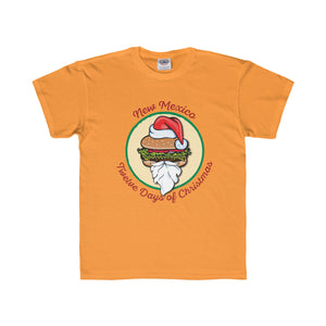 NM 12 Days Santa GCCB with Wreath (Youth Tee)