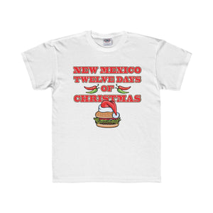 NM 12 Days of Christmas with GBBC (Youth Tee)