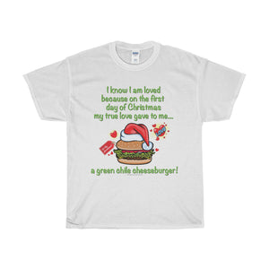 I Know I am Loved - New Mexico Twelve Days of Christmas (Adult Tee)