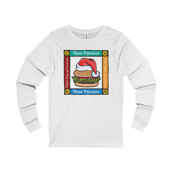 NM 12 Days GCCB with Southwest Motif (Adult Long Sleeve Tee)