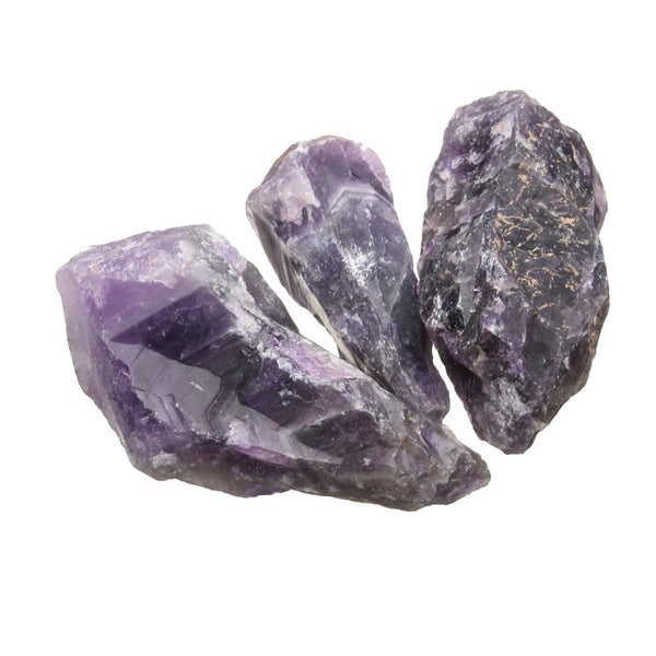 Purple Amethyst Quartz Crystal (3.5 ounces /100g )