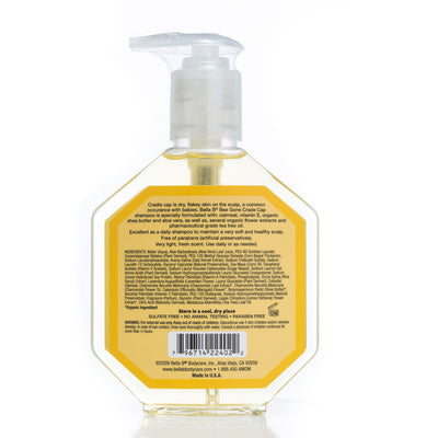 Bee Gone Cradle Cap Foaming Shampoo 8oz